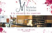 Le domaine Michelas St Jemms, situé à Mercurol (26) ouvre ses portes au public du vendredi 29 avril au dimanche 1er mai 2016.